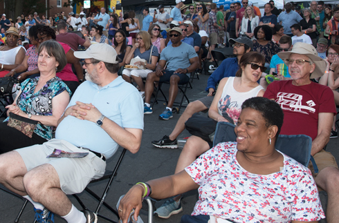 Blues Festival Columbia Pike
