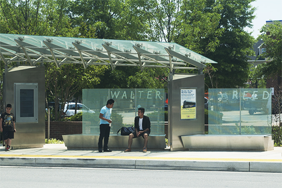 Overview of the Bus Stop