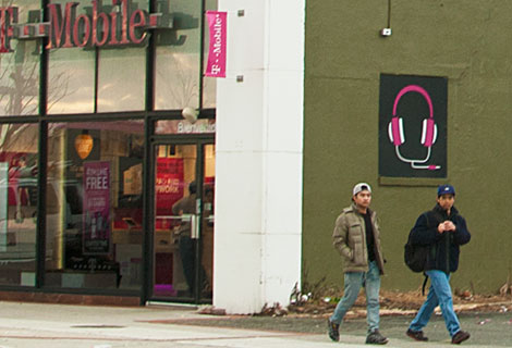 tMoble, Columbia Pike